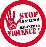 Halte à toutes formes de violences quelles quel soient...